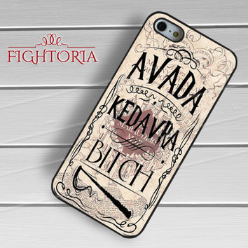 Avada Kedavra Harry Potter - zzZzz for  iPhone 4/4S/5/5S/5C/6/6+s,Samsung S3/S4/S5/S6 Regular/S6 Edge,Samsung Note 3/4