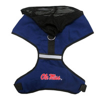 Hooded NCAA Harness — Mississippi Ole Miss