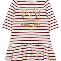 Tres Cute Stripe Dress