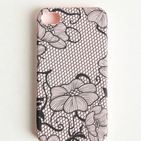 Lacy Petals Iphone Case | Modern Vintage Home & Office