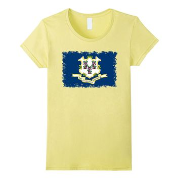 Connecticut State Flag T-Shirt