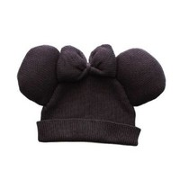 Trumpette Minnie Hat - Black