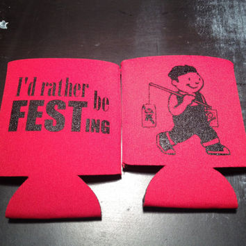 FEST Koozie by HATIVERSARY on Etsy
