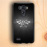 Dream colorful The Legend Of Zelda Triforce LG G3 Case