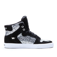 WMNS VAIDER BLACK/CHEETAH - WHITE