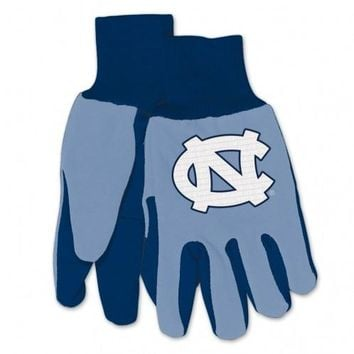 North Carolina Tar Heels - Adult Two-Tone Sport Utility Gloves
