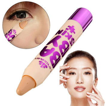 Concealer Pen Stick Cream Face Lip Eye Foundation Spot Blemish Natural Makeup Professional