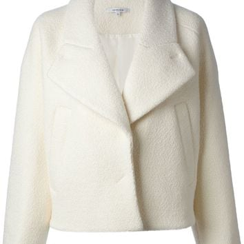 Carven oversized cropped jacket