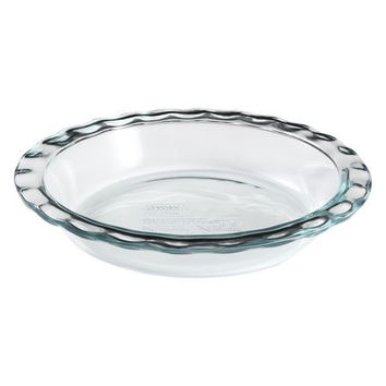Pyrex® Easy Grab® Pie Plate, 9.5-Inch