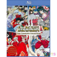 INUYASHA THE MOVIE:COMP COLLECTION