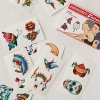 Emergency Disguise Tattoo Set | Urban Outfitters