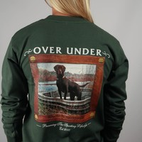 Waiting for The Master's Command Long Sleeve Tee   Over Under Clothing