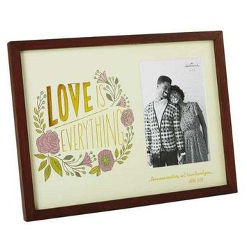 Love is Everything Frame