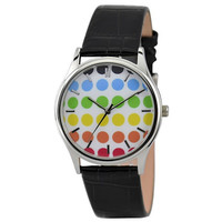 Color Spot Watch by SandMwatch on Etsy