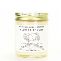 Flower Crown 8 oz Soy Candle