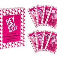 Jean Pierre Hey Girl Relax Wash Off Mask, Dead Sea, 8 Ct | Jet.com