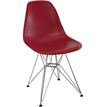 Paris Side Chair, Red