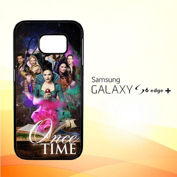 Once Upon A Time E0297 Samsung Galaxy S6 Edge Plus Case