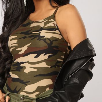 Can't Find My Camo Tank - Camo