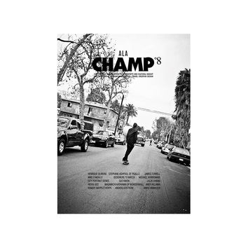Ala Champfest Magazine No. 8 - Mike O'Meally Special Cover