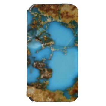 Turquose color meaning | Turquoise colour meaning iPhone 6/6s Wallet Case
