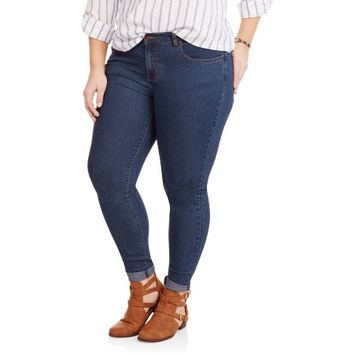 Women's Plus Rock and Stone Jeggings - Walmart.com