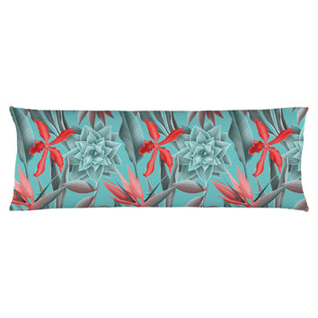 Bouquet Beyond the Sea Body Pillow