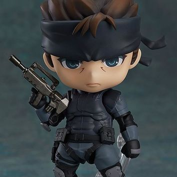 Solid Snake (re-run) - Nendoroid - Metal Gear Solild (Pre-order)