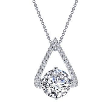 Lafonn Simulated Diamond Pendant Necklace | Nordstrom