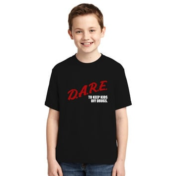 D.A.R.E. Youth T-shirt