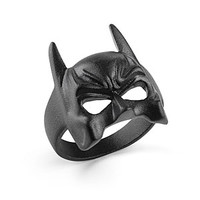 Batman Mask Ring - Size 1