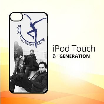 Dave Matthews Band Y2363 iPod Touch 6 Case