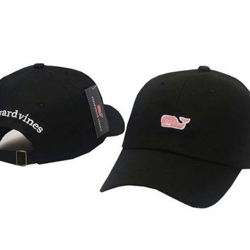 Vineyard Vines Embroidery Sports Sun Hat Baseball Cap Hat