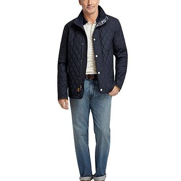 Spring Quilted Jacket - Brooks Brothers