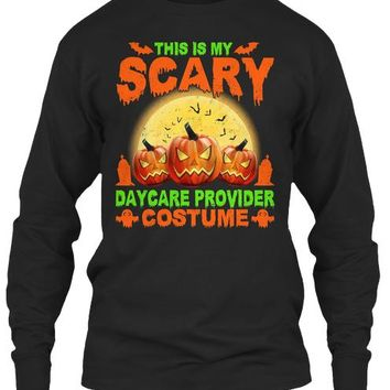 My Scary Daycare Provider Halloween 2017