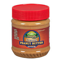 Bulk Greenbrier Farms Creamy Peanut Butter, 10-oz. Jars at DollarTree.com