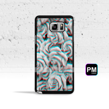 Trippy 3D Roses Case Cover for Samsung Galaxy S3 S4 S5 S6 S7 Edge Plus Active Mini Note 3 4 5 7