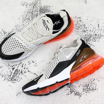 Nike Air Max 270 Light Bone - Best Deal Online