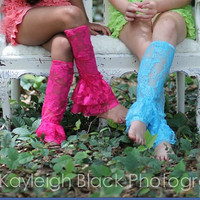 Lace Leggings/Toddler Leg Warmers/Infant Leg Warmers/Leg Warmers/Baby Leg Warmers Girl/Girl Leg Warmers/Photo Prop | From Bows To Toes