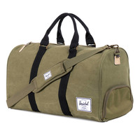 Herschel Supply Co.: Novel Duffle Bag - Washed Army / Army / Black