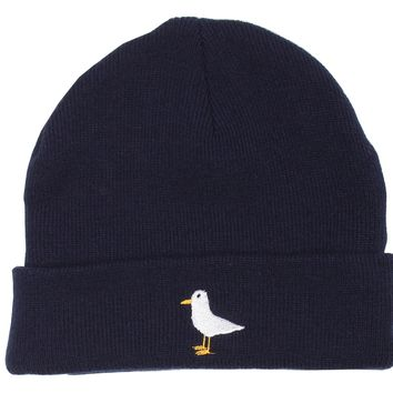 Altru Apparel Seagull Beanie (Embroidered)