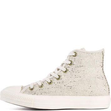 Converse for Women: Chuck Taylor Hi Parch Sequins Sneakers