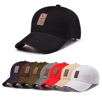 Outdoor Sports Embroidered Baseball Cap Hat