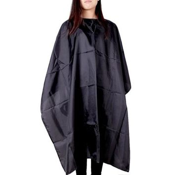 DCCKL72 Best Deal New Good Quality Cutting Hair Waterproof Cloth Salon Barber Gown Cape Hairdressing Hairdresser Apron