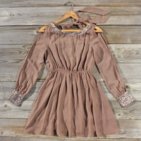 Copper Starlight Dress in Copper