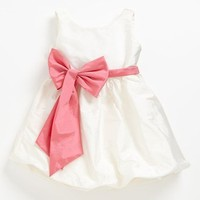 Us Angels Bubble Dress with Sash (Toddler) | Nordstrom