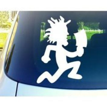 Hatchet Man ICP Automobile Car Window Decal Sticker Tablet PC Sticker Wall Laptop Notebook Macbook Laptop