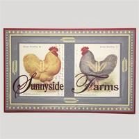 Sunnyside Farms Canvas Wall Hanging