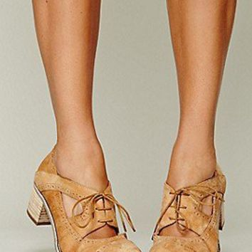 Jeffrey Campbell  Gatsby Oxford at Free People Clothing Boutique