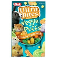 8 in 1 Ultra Bites Small Animal Puffs